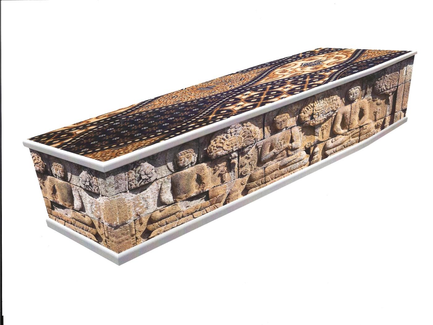 kist met Borobudur print